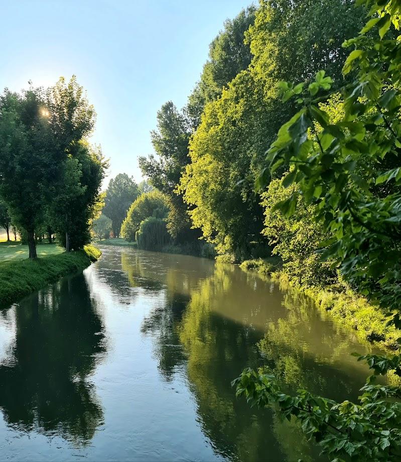 Canali padani di Giuseppe Nicosia