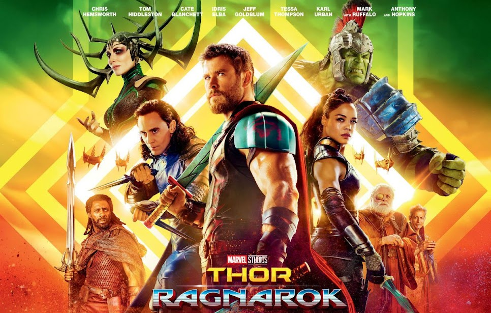 Thor Ragnarok 2017 Catling On Film
