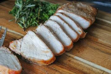 Foolproof Roasted Pork Tenderloin