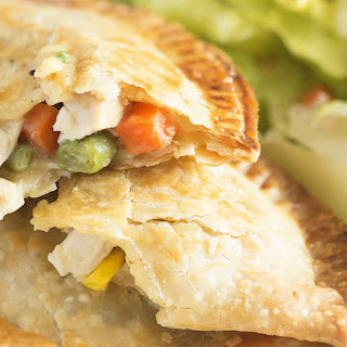Chicken Pot Pie Turnovers Recipes