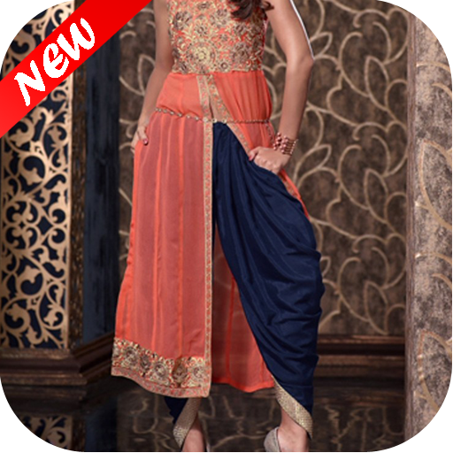 Patiyala Dress Design-punjabi patiala dress design – Apps bei Google ...