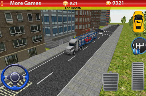 City Driving School Mission 3D