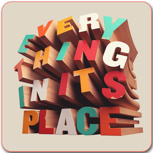 Typography Poster Inspiration (app)