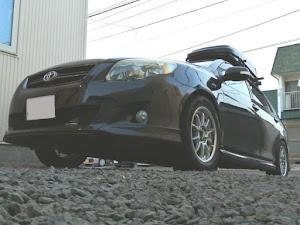 カローラフィールダー NZE141G 1.5X'GEDITION 21年車 後期のカスタム事例画像 hiroさんの2021年04月12日21:48の投稿