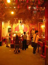 Photo: Man Mo Temple