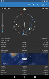 ISS Detector Satellite Tracker- screenshot thumbnail