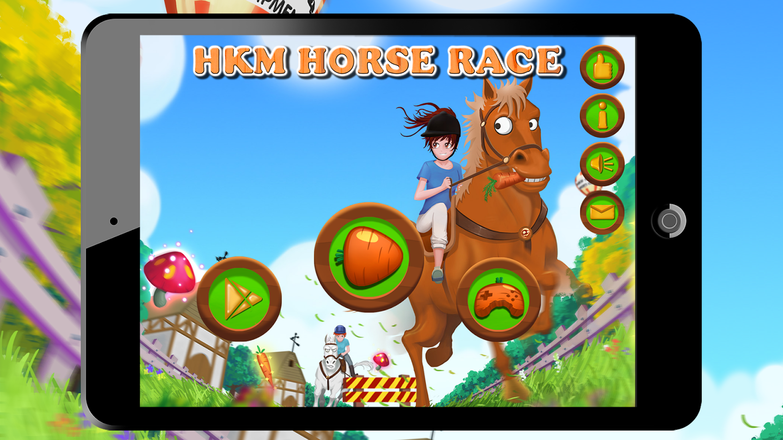 HKM Horse Race- screenshot
