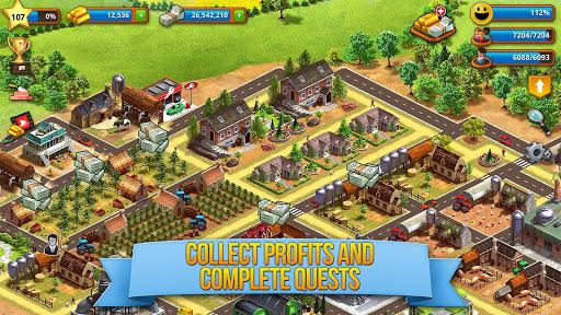 Tropic Paradise Sim: Town Building City Game 1.4.4 Mod screenshots 5