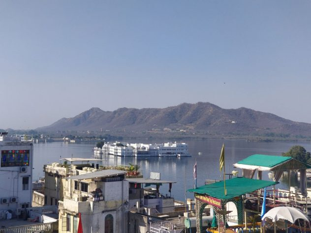 Hotel with a Beautiful View - Udaipur