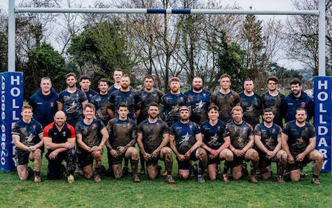 Welshpool impress in the mud