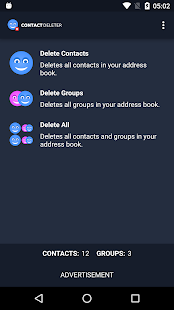 Delete Contacts- screenshot thumbnail