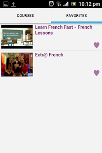 French Conversation Courses - náhled