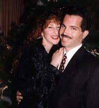Photo: Gerald and Trisha Posner, NYC, 1990s