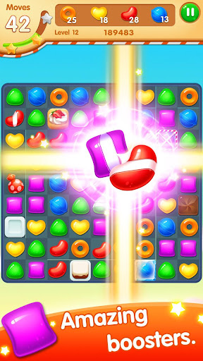 Sweet Candy Fever screenshot 2