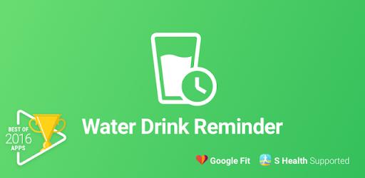 Bere acqua promemoria
