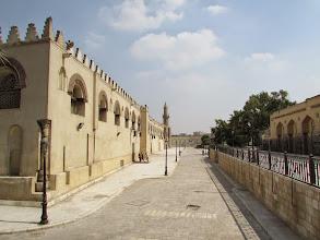 Photo: la mezquita. fue restaurada y dicen que ya nadie sabe qué queda del edificio original (año 641)