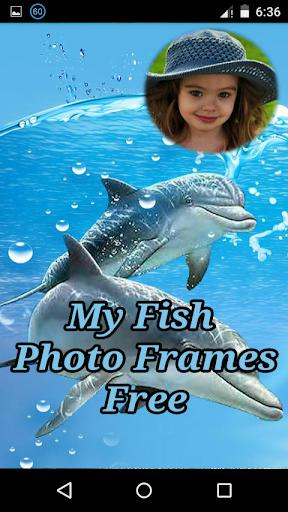 My Fish Photo Frames Free