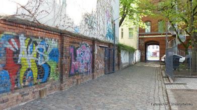 Photo: Hinterhof Danziger Straße 50