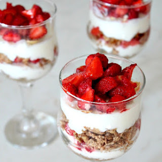 Strawberry Cottage Cheese Dessert Recipes.