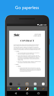 JotNot Pro - PDF Scanner App- screenshot thumbnail