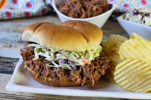 Click Here for Recipe: Southern Pork BBQ