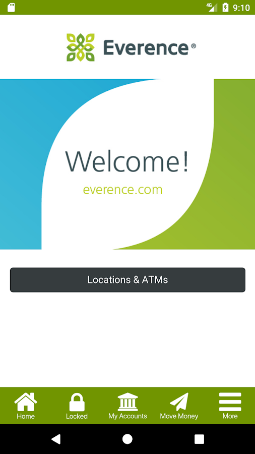 Everence FCU- screenshot