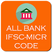 All Bank IFSC MICR Code