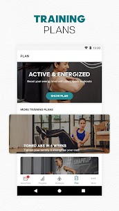 adidas Training by Runtastic – Fitness Workouts App Download For Android and iPhone 1