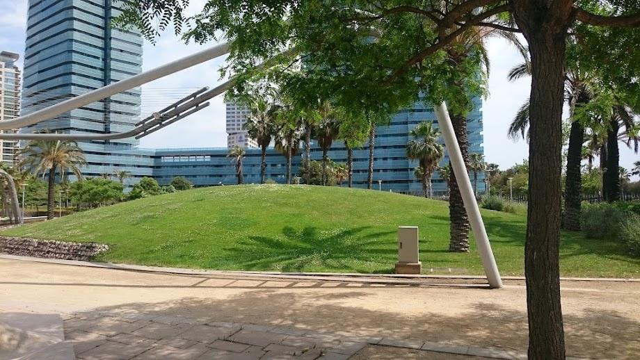 Foto Parque de Diagonal Mar 4