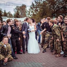 Wedding photographer Nikolay Valyaev (nikvval). Photo of 31.08.2014
