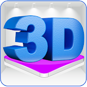3D Text Sur Photos