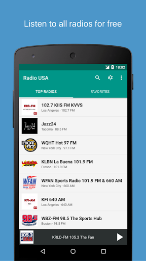 Radio USA FM 6.1 screenshots 1