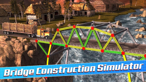Bridge Construction Simulator 1.2.7 Screenshots 13