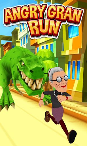 Angry Gran Run - Running Game screenshot 4