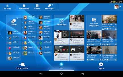 PlayStation®App Screenshot 5