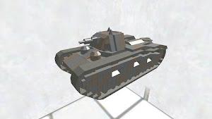 Grosstraktor Ⅲ ディティールちょいアップ版