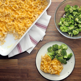 Gluten-Free Mac and Cheese.