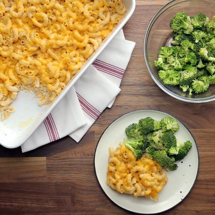 Gluten-Free Mac and Cheese