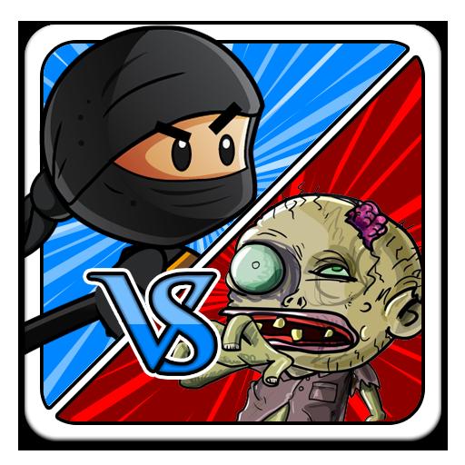 ninja vs zombies 動作 App LOGO-APP試玩