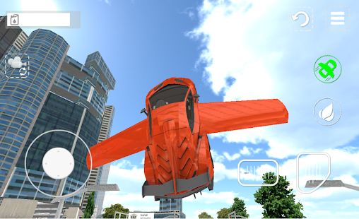 Flying Car 3D- screenshot thumbnail