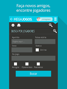MegaJogos- screenshot thumbnail