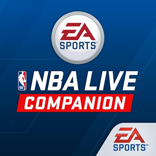 NBA Live Companion App