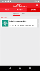 Asia Insurance Review App Download For Android and iPhone 5