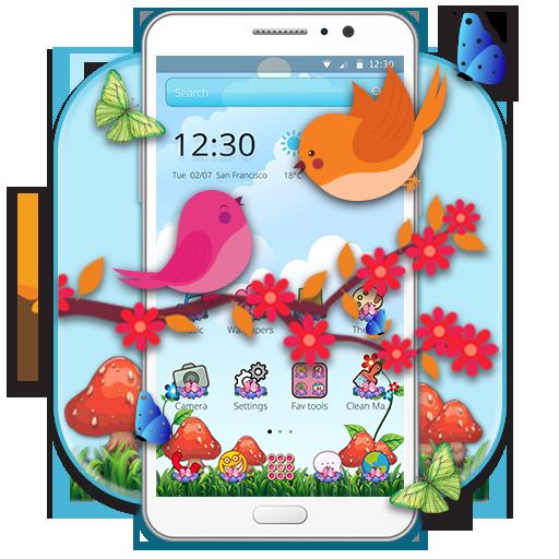 Love Birds Anime Launcher