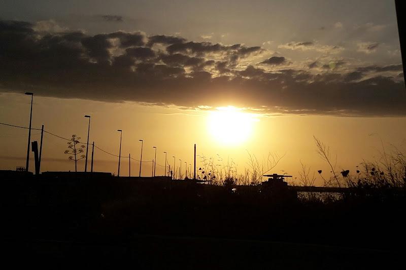 tramonto sulle saline di dodina77