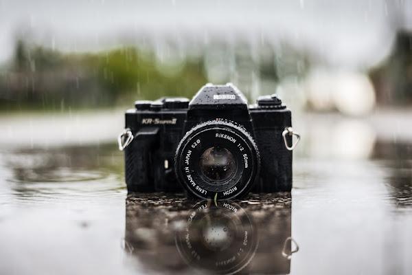 Riflessioni in un giorno di pioggia di RickTwice