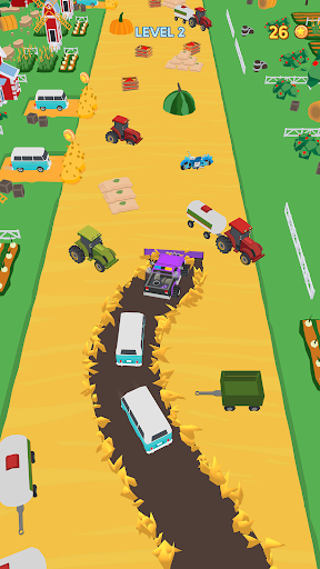 Code Triche Clean Road APK MOD (Astuce) screenshots 4