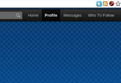 Uncover twitter.com Background