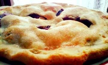 Blapple pie