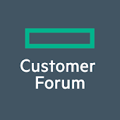 HPE Customer Forum